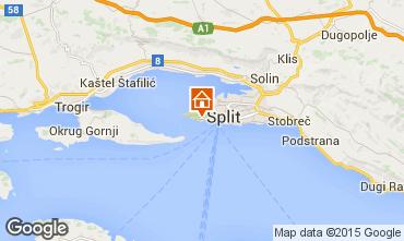 Karte Split Appartement 94227