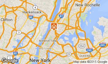 Karte New York City Appartement 101118