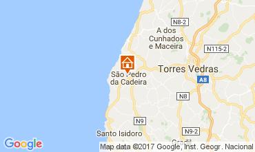 Karte Torres Vedras Haus 48626
