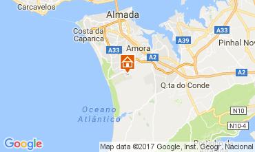 Karte Lissabon Villa 109982