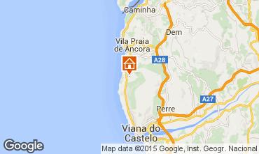 Karte Viana Do castello Villa 99168