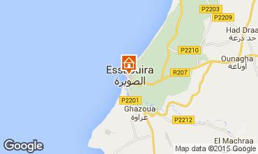 Karte Essaouira Appartement 74906