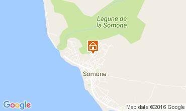 Karte La Somone Studio 102027