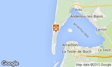 Karte Cap Ferret Villa 80533