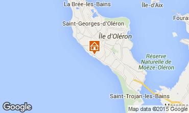 Karte La Cotinière Appartement 6886