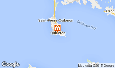 Karte Quiberon Appartement 51150