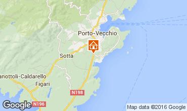 Karte Porto Vecchio Villa 79272