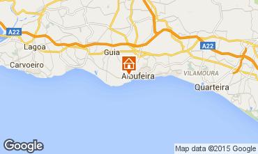 Karte Albufeira Appartement 47517