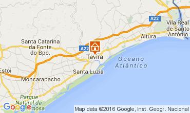 Karte Tavira Studio 62819