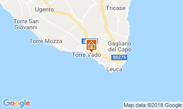 Karte Torre Vado Außergewöhnliche Unterkunft 116142