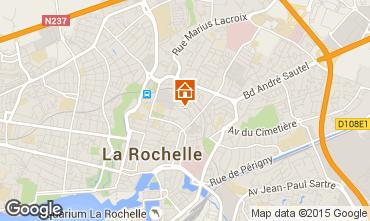 Karte La Rochelle Appartement 93344