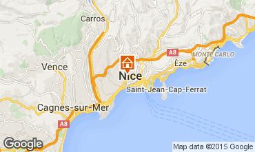 Karte Nice Appartement 93560