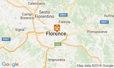 Karte Florenz Appartement 115059