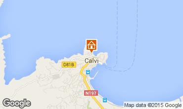 Karte Calvi Studio 85474