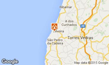 Karte Ericeira Villa 72359
