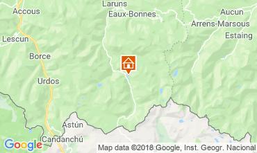 Karte Artouste-Fabrèges Appartement 67459