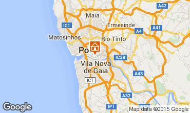 Karte Porto Appartement 75774