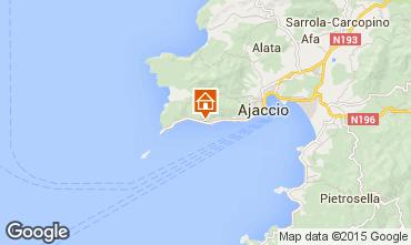 Karte Ajaccio Appartement 54163