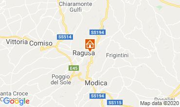 Karte Scicli Villa 97474