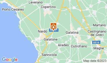 Karte Gallipoli Höhlenwohnung 112062