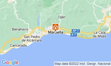 Karte Marbella Appartement 118448