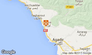 Karte Agadir Haus 52053