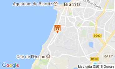Karte Biarritz Appartement 112856