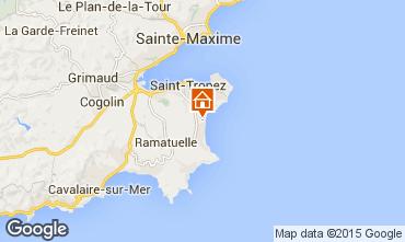 Karte Ramatuelle Mobil-Home 5671