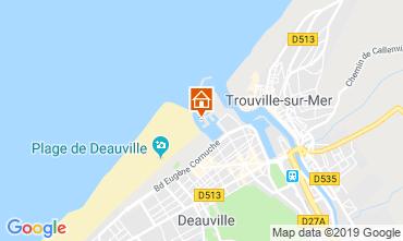 Karte Deauville Studio 18891