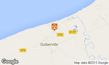 Karte Dieppe Villa 52980