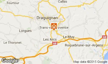 Karte Fréjus Appartement 74113