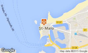 Karte Saint Malo Appartement 82838