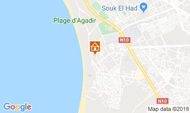 Karte Agadir Appartement 76325