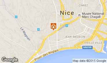 Karte Nice Appartement 76250