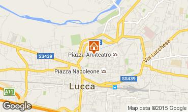 Karte Lucca Studio 73443