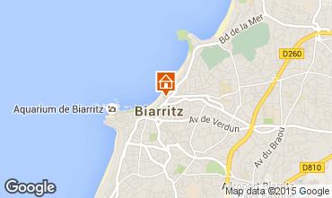 Karte Biarritz Studio 50968