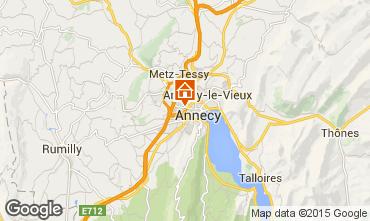 Karte Annecy Studio 79533