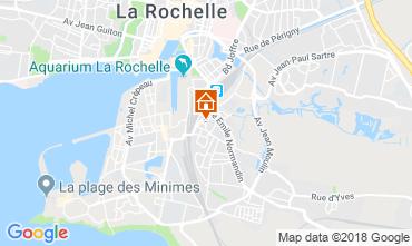 Karte La Rochelle Studio 116064