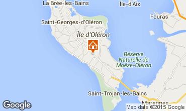 Karte Dolus d'Oléron Mobil-Home 72578