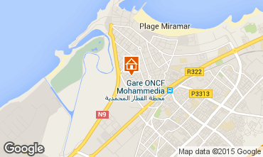 Karte Mohammedia Appartement 11711