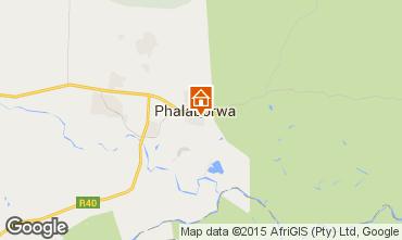 Karte Phalaborwa  Ferienunterkunft auf dem Land 61887