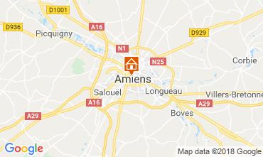 Karte Amiens Appartement 117425