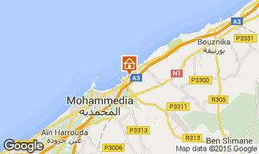 Karte Mohammedia Appartement 98522