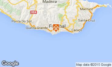 Karte Funchal Studio 78026