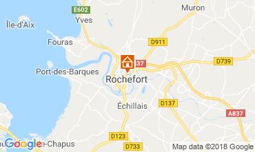 Karte Rochefort sur Mer Studio 113405