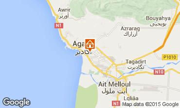 Karte Agadir Appartement 92748