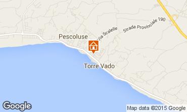 Karte Torre Vado Haus 69357