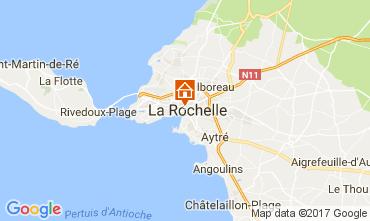Karte La Rochelle Studio 86329