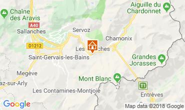 Karte Les Houches Studio 49738
