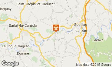 Karte Sarlat Haus 76611